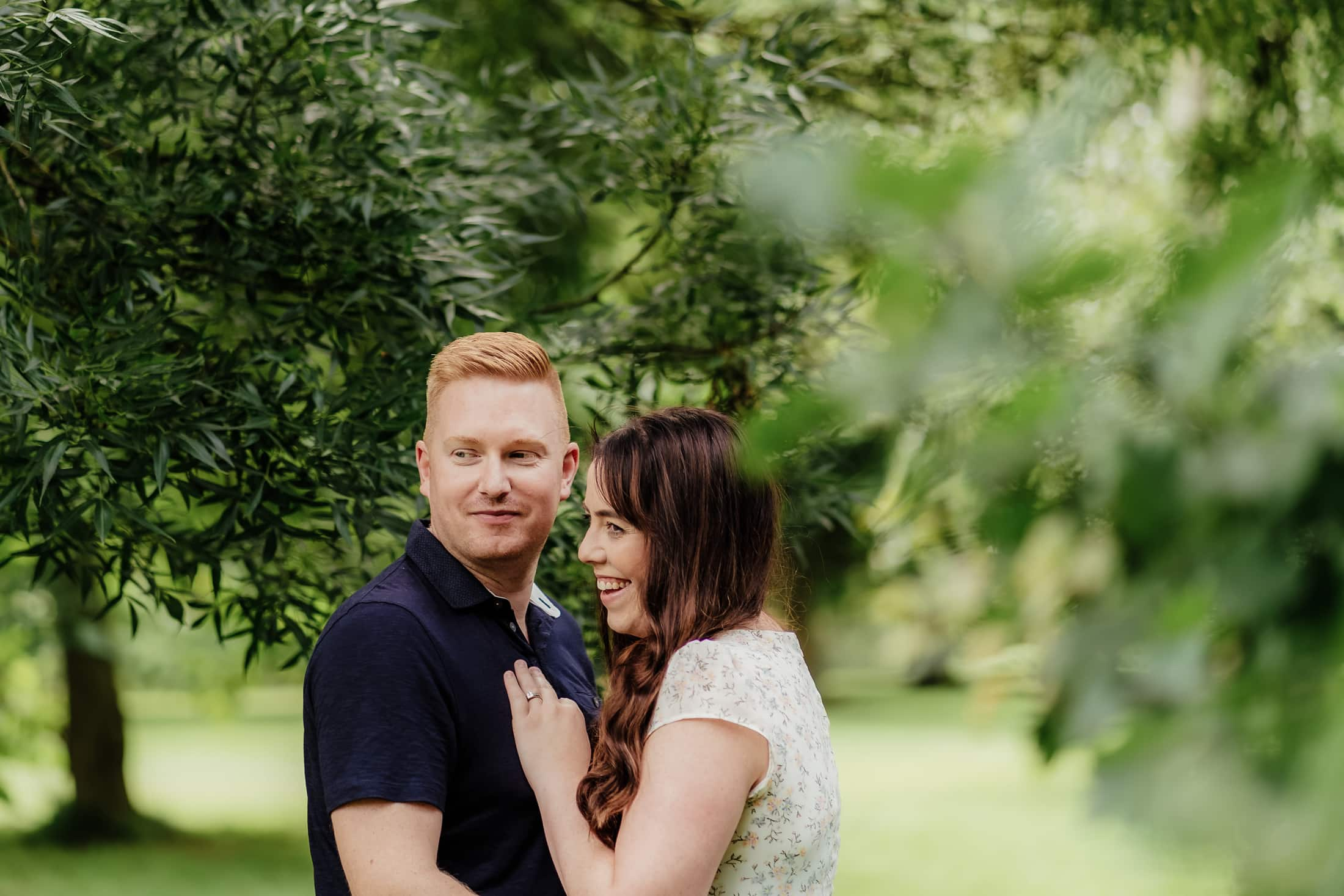 Maidstone Engagement photography session with Carlie & Ben