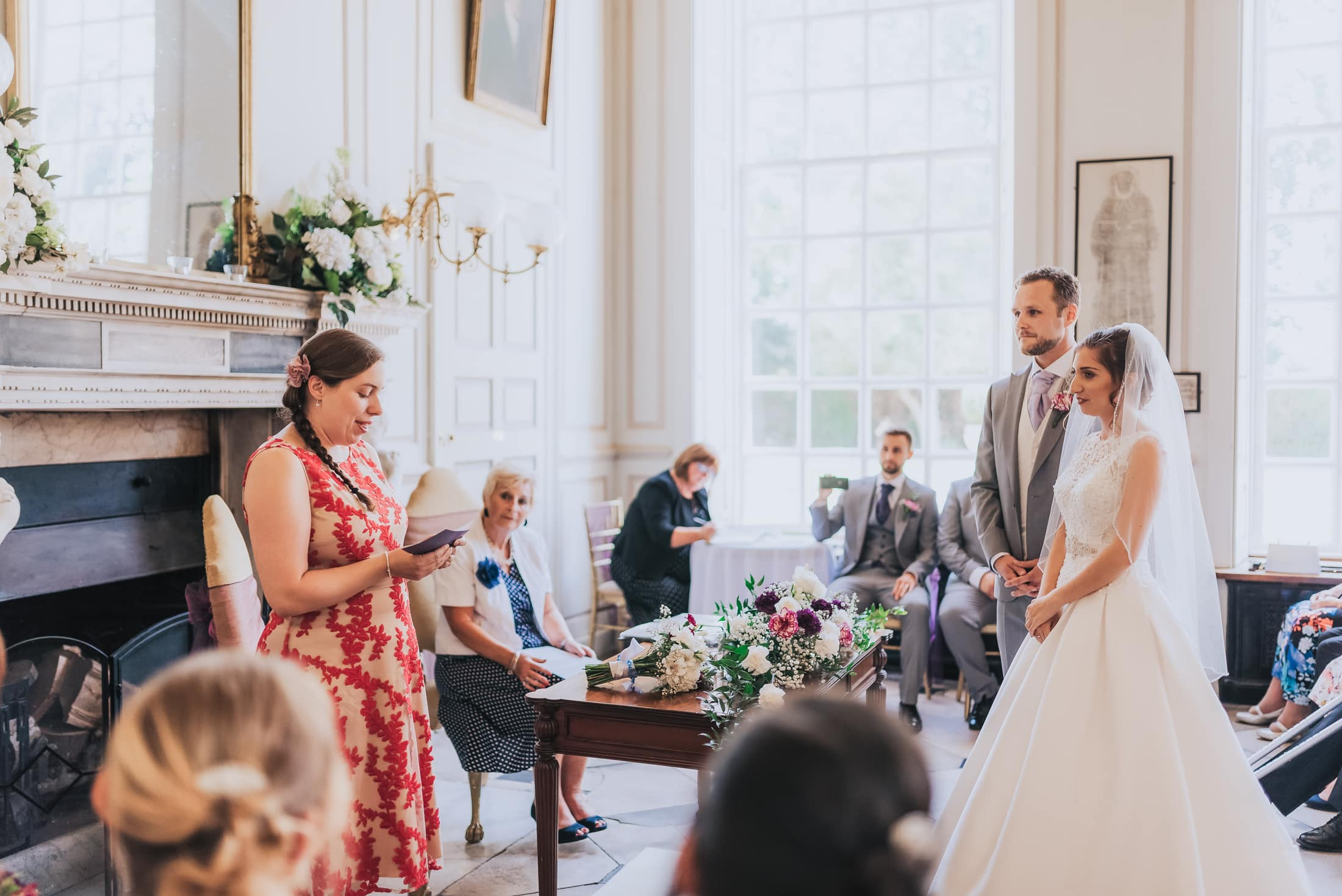 Essex Country House Wedding - Gosfield Hall