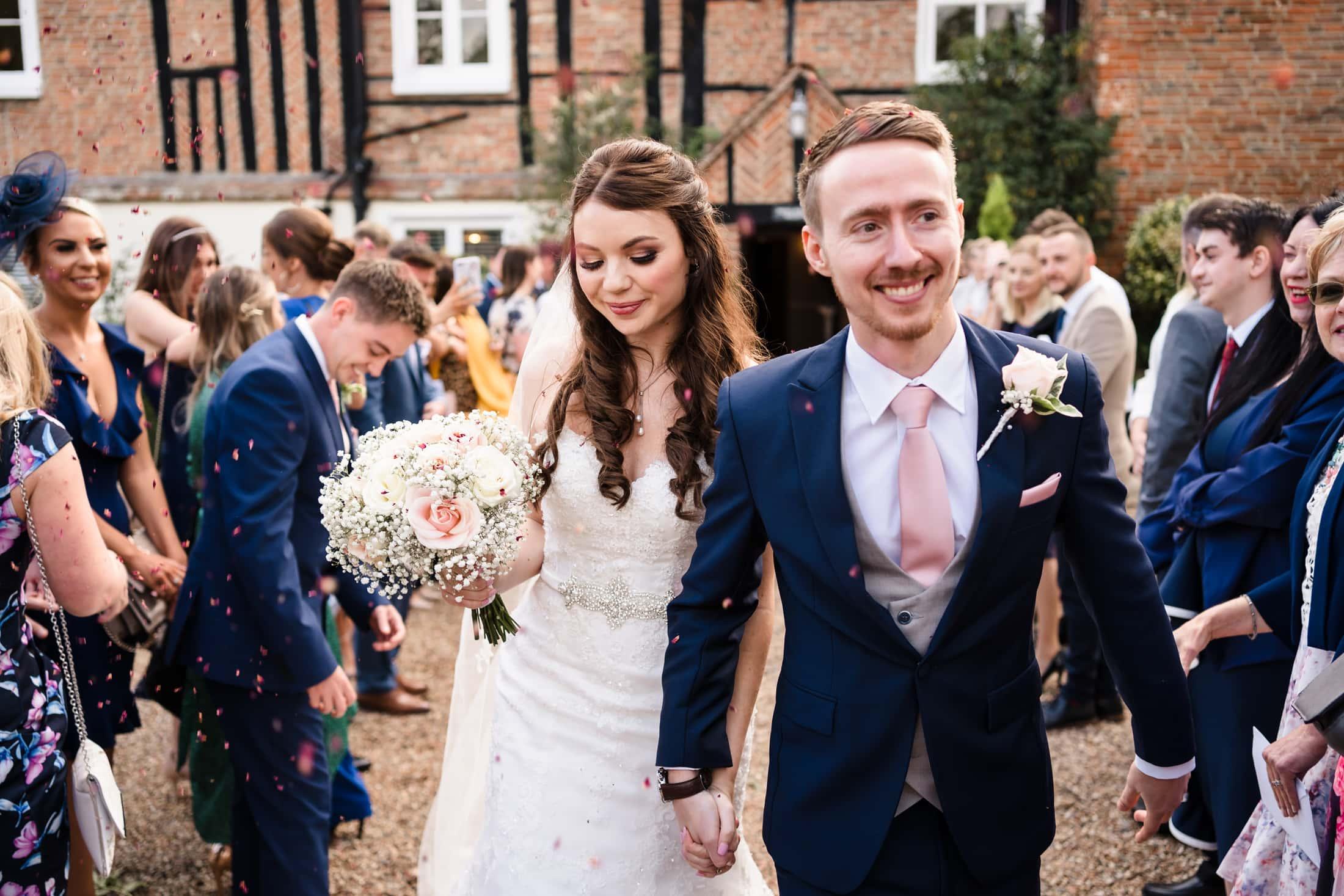 Essex Wedding Photographer - Zoe & James